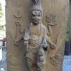 五百羅漢寺の庚申塔