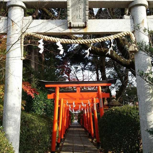 尾曳稲荷神社の絵馬