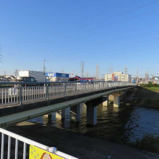 鳩ヶ谷大橋