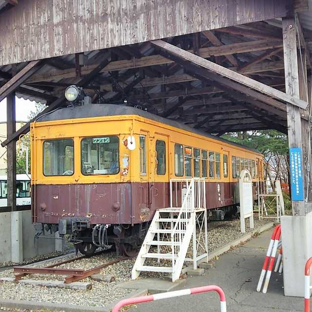 蒲原鉄道モハ41