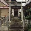 駅にある神社