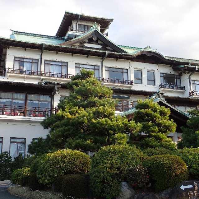 かつて蒲郡ホテル