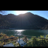 津久井湖周辺の風景