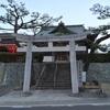 西江井住吉神社