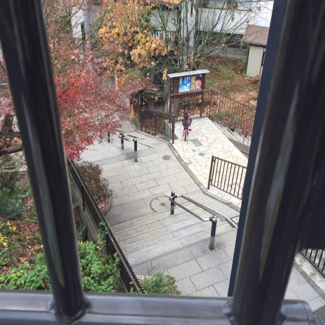 階段の交差点♪
