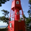 日本最古の鉄骨灯台
