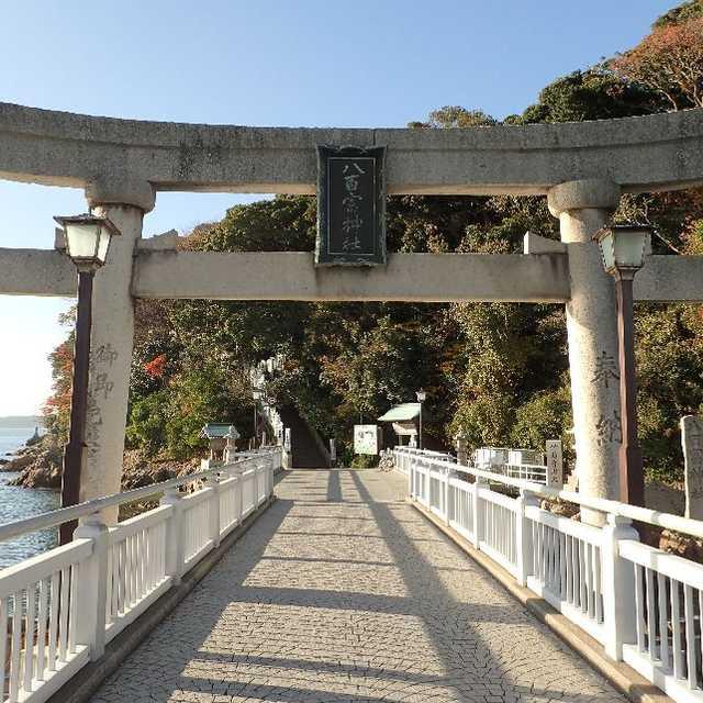 八百富神社(やおとみ