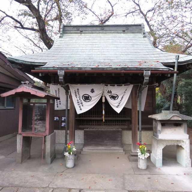 妙延寺(御女郎仏)