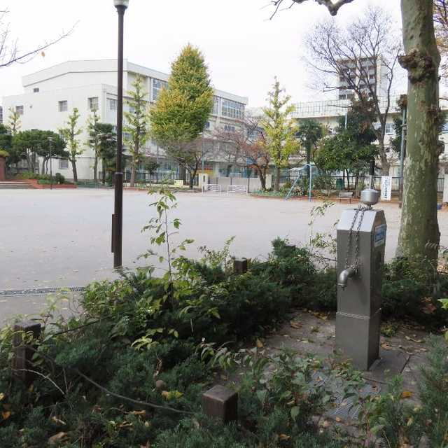 八名川公園の防災井戸
