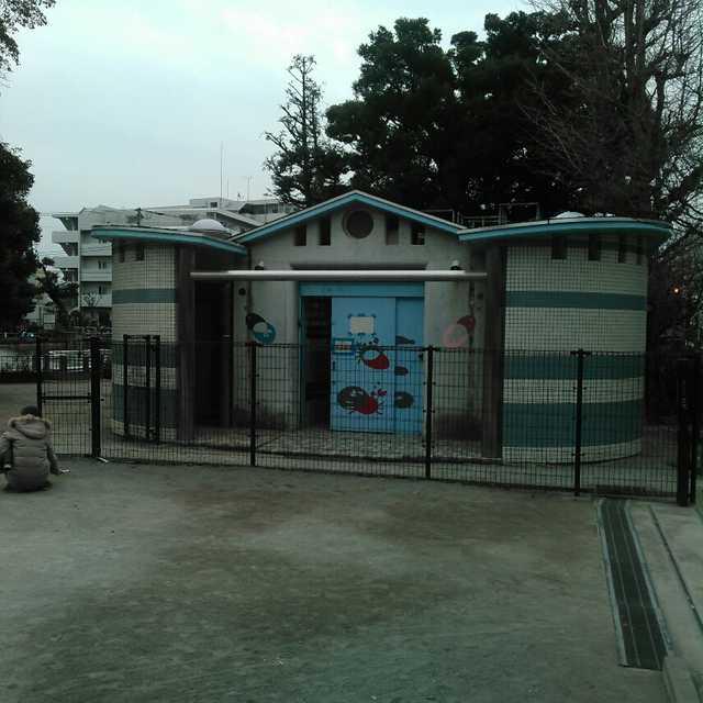 清水池公園ユニバーサルトイレ