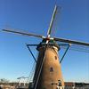 本格的オランダ風車(リーフデ)