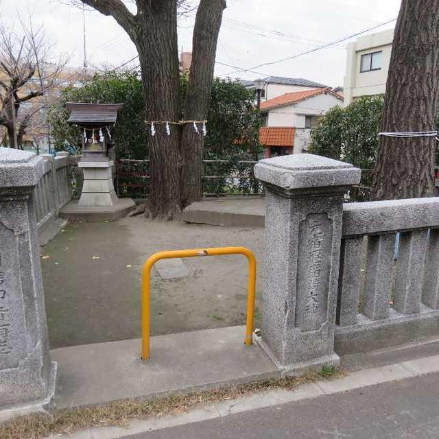 玉垣稲荷神社