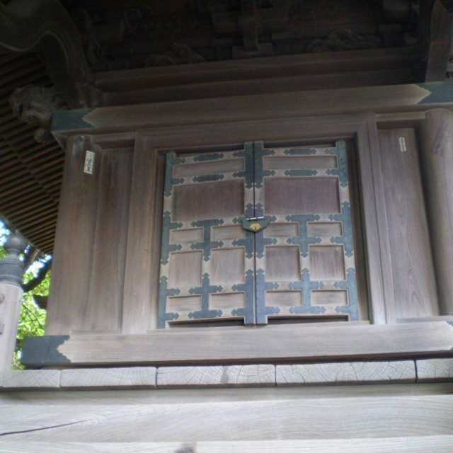 川崎宿最古の建物