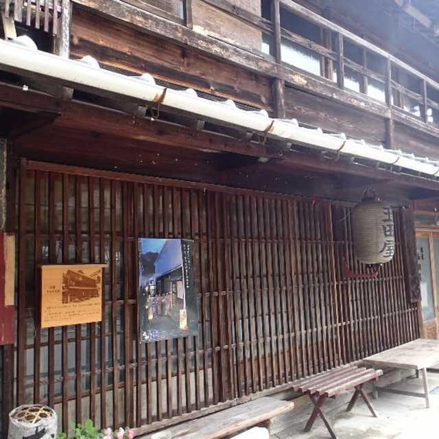 江戸末期の旅籠屋