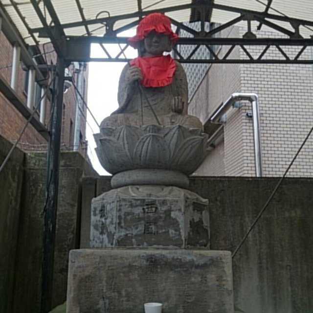 地蔵堀の石地蔵