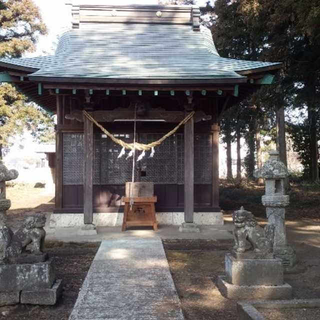 奈佐原神社