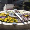 NTTの花時計
