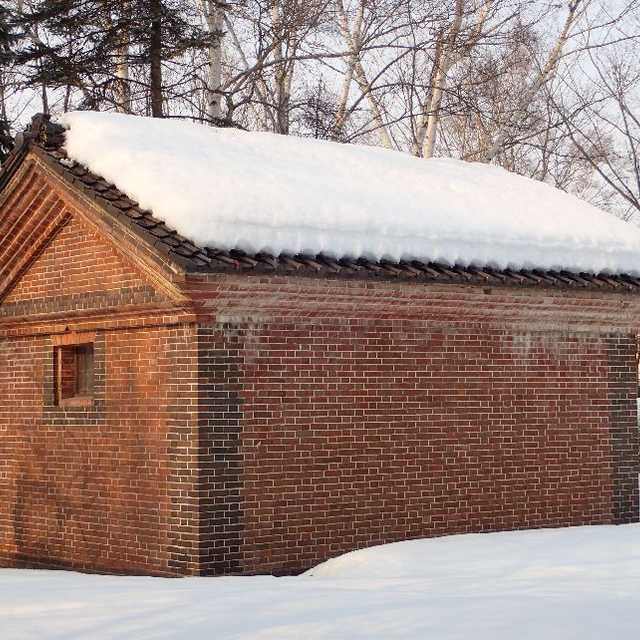 帯広最古の現存建物