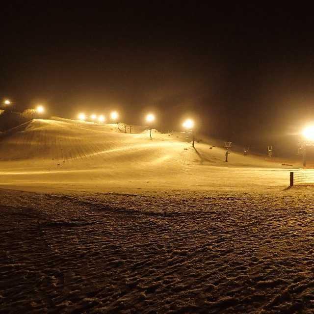十勝地方最古のスキー場