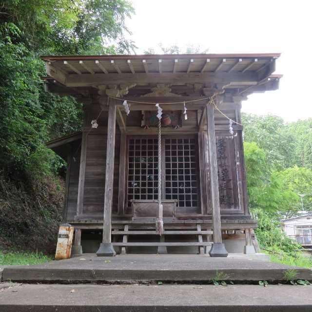 愛宕神社遙拝殿