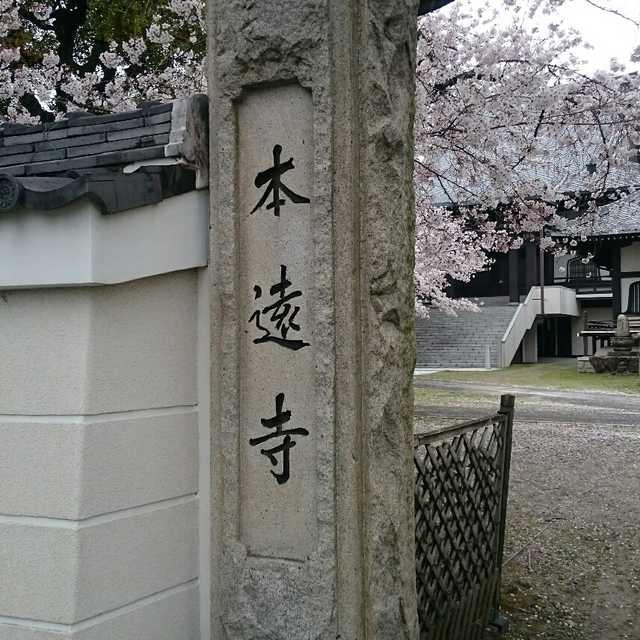 日蓮宗 本遠寺