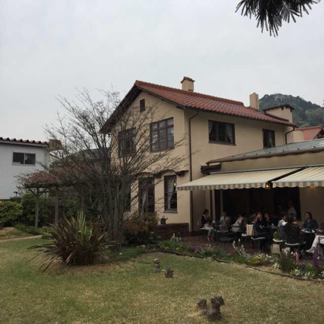 日牟禮カフェ(旧 忠田兵蔵邸)