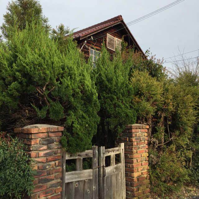 柿元氏邸(旧パミリー氏邸)