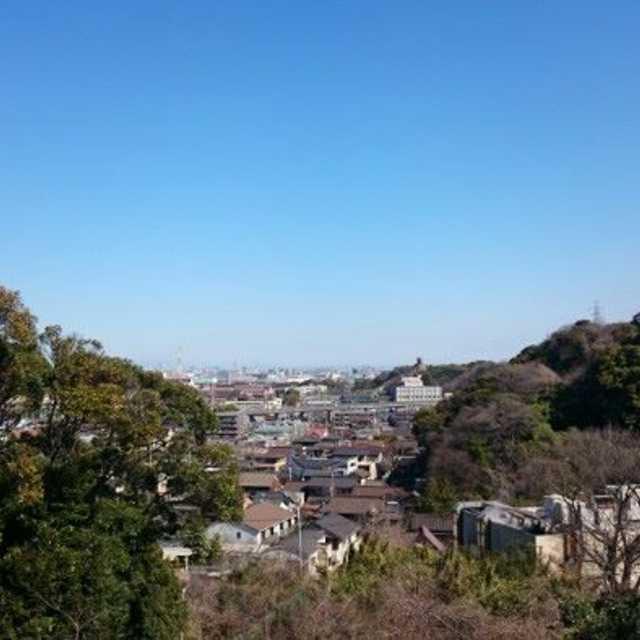 加家公園展望台(北面)