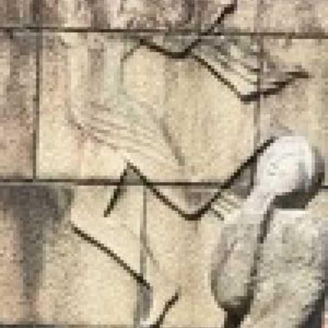 銅像と記念撮影その3