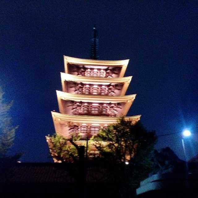 奈良薬師寺東塔