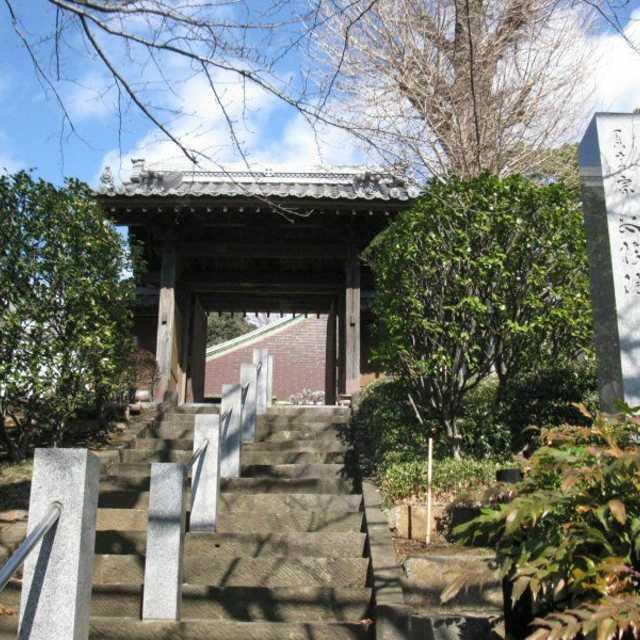元禄時代の門