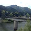 滝畑ダムに架かる橋で