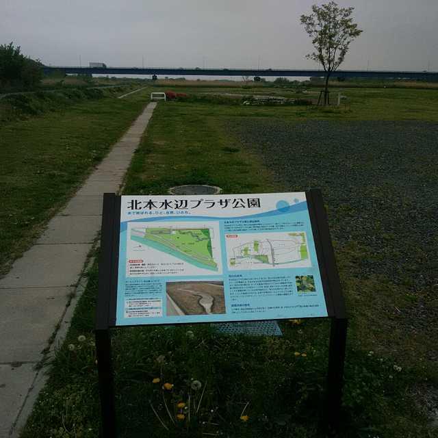 北本水辺プラザ公園(^_^)