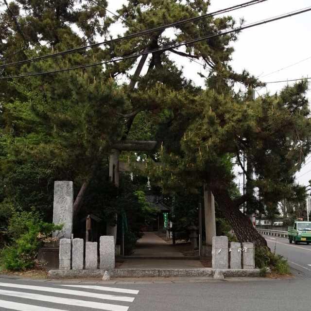 那波総社 飯玉神社
