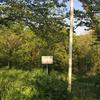 河川占用許可標識