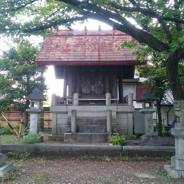 高根山(有松神社)