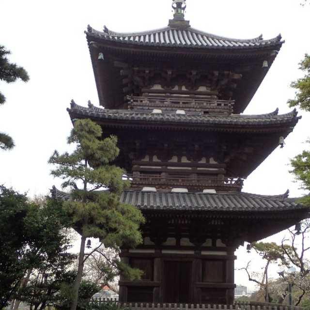 関東最古の棟