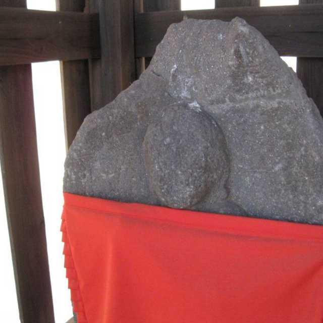 永山の石仏・石塔