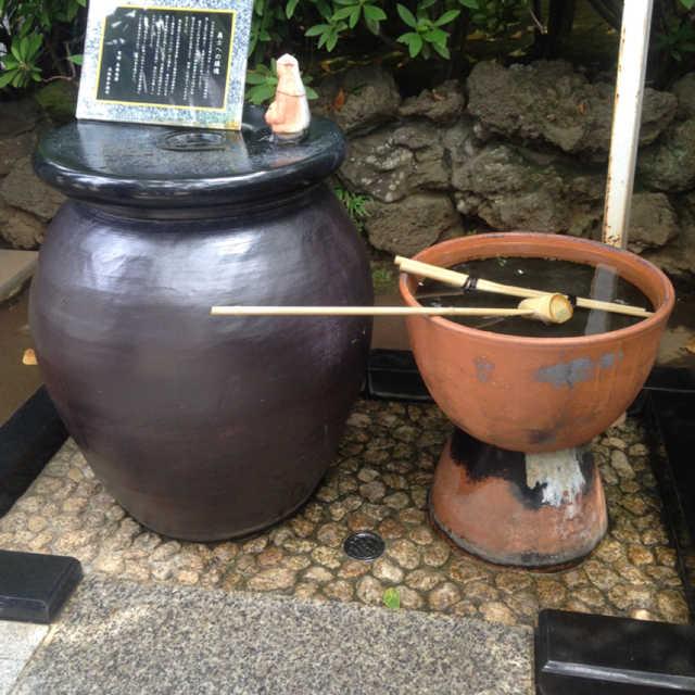泉岳寺の水琴窟