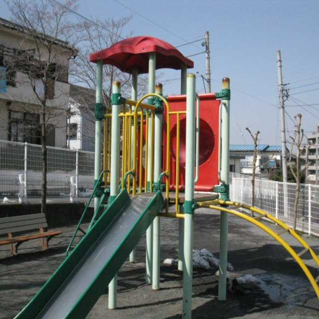 馬引沢三角公園
