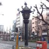 妙法寺への参詣の道でした