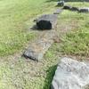お台場の石