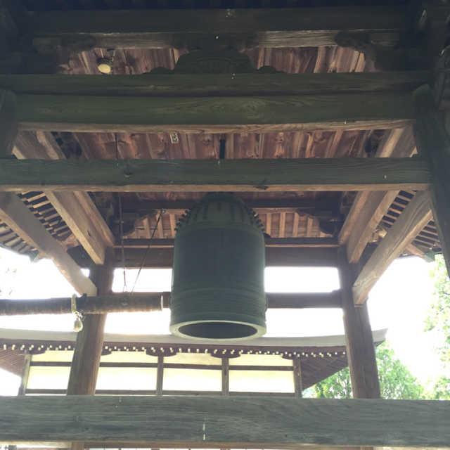南養寺の釣鐘
