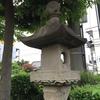 元青柳村の常夜燈