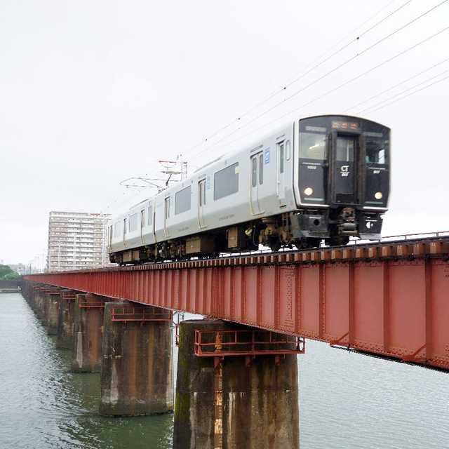 大淀川橋梁