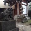 秋葉神社と正雪地蔵尊