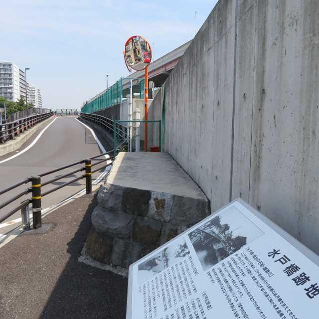 水戸橋の伝説