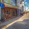 仙川商店街には...