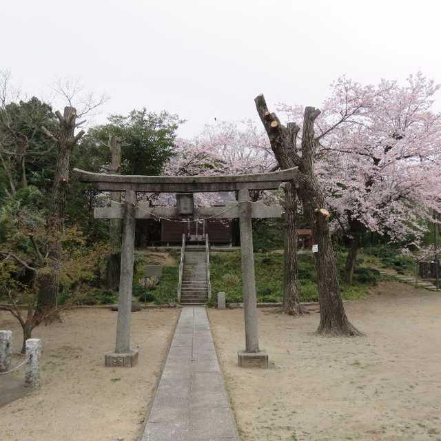 下高野の八幡神社