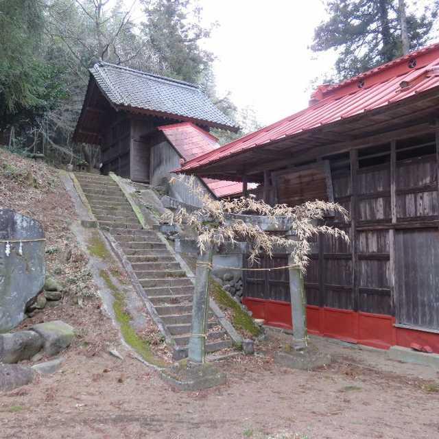 箕輪の諏訪神社